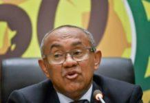 Présidence CAF : Ahmad de retour à son poste