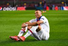 LDC : l'UEFA récompense Kylian Mbappé