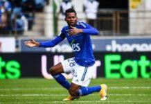 """Strasbourg – Thierry Laurey sur le placement de Habib Diallo : """"Il ne joue pas sur le côté"""""""