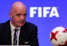 INAUGURATION DU NOUVEAU BUREAU DE DEVELOPPEMENT REGIONAL DE LA FIFA A KIGALI
