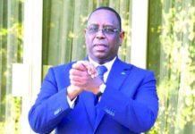 Sénégal : Macky Sall pour allumer la flamme des Jeux olympiques de Tokyo