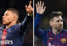 Le duel Messi-Mbappé fait saliver le monde du foot...