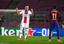 LDC : le PSG écrase le Barça grâce à un grand Mbappé