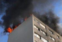 Diamniadio : le siège de promoville a pris feu ce matin