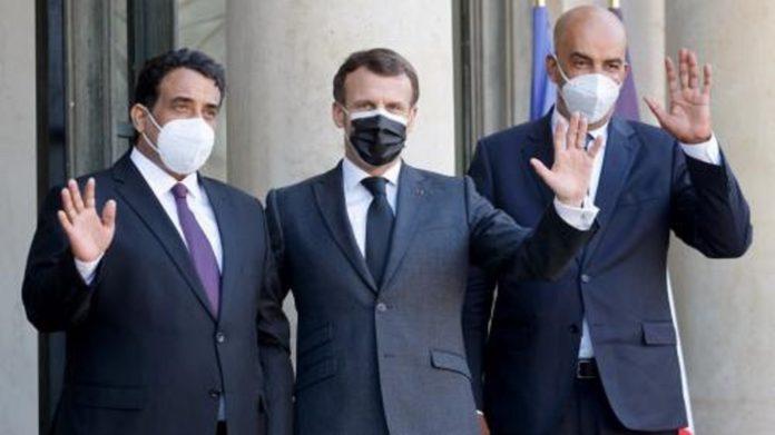 Libye: Macron reconnaît la «dette» de la France après l'intervention occidentale de 2011