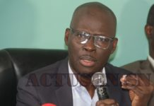 Cheikh Bamba Dieye déchire le protocole de non-poursuite contre Macky