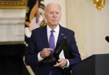 Russie-Ukraine: le président Joe Biden affiche son soutien indéfectible à Kiev