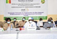 Reprise de la campagne nationale de vulgarisation du PNADT: Fatick reçoit le Ministre Oumar GUEYE