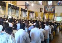 Fête de Pentecôte: La solidarité de la communauté chrétienne louée