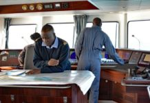 """Fakenews : Le """"Yacht"""" de Macky Sall serait un patrouilleur de la Marine nationale, qui en possède quatre"""