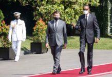 Emmanuel Macron au Rwanda: «Je viens reconnaître nos responsabilités»