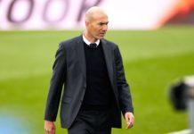 Zinedine Zidane n'est plus l'entraîneur du Real Madrid (officiel)