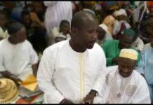 Commune de Dabaly, Département de Nioro: Samba Sall du mouvement MRCD déclare sa canditature aux élections locales