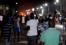 Violente manifestation à Kaolack: Plusieurs étudiants arrêtés