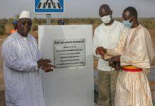 Tournée économique/ Accueil de Macky dans le Fouta: Harouna Dia met les bouchées doubles…