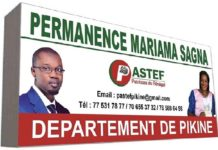 """Intimidations, menaces, convocations à la gendarmerie : Pastef Pikine dit """"stop"""" et optent pour la loi du talion"""