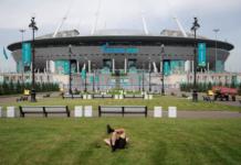 Euro 2021: Moscou ferme sa fan-zone à cause d'une résurgence du Covid-19