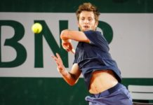 ATP 500 de Halle : Moutet profite de l'abandon de Goffin