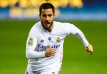 Real Madrid : pas de retour à Londres cet été pour Hazard