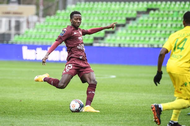 FC Metz: Pape Matar Sarr nominé pour le titre de meilleur joueur de la saison