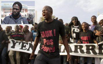 Kilifeu déféré au parquet Le mouvement Y'en a marre exige sa libération immédiate