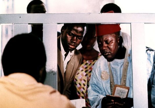 """""""Mandabi"""" : Le fillm de Sembene Ousmane, sorti en 1968, sort pour une 1ère au Royaume-Uni"""
