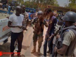 Synthèse de l'actualité du jour Abdou Faye Un des complices de l'évasion de Boy Djiné retrouvé pendu au Commissariat central dakar