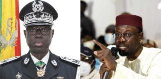 """Sonko au Général Moussa Fall: """"Il faut avoir la même dignité que le général Tine"""""""
