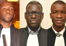 Le pool d'avocats de Waly constitué: Éclairages sur les plaintes et leurs cibles