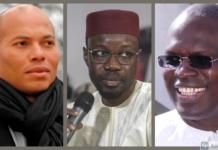 Alioune Tine : « c'est imaginable d'aller aux élections de 2024 sans Khalifa Sall, Karim Wade et Ousmane Sonko »