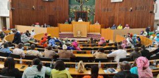 Direct-Assemblée: Vote du projet de loi portant modification du code électoral