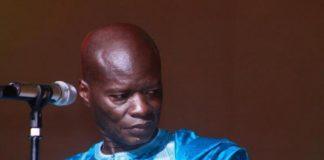 Sortie de son album: La désagréable surprise de Omar Pène