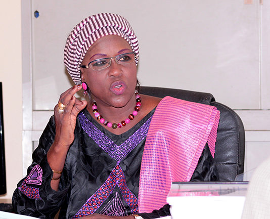 Pr Amsatou Sow Sidibé sur les sanctions à l'Ucad : «J'ai senti que c'étaient les parents qui étaient sanctionnés»