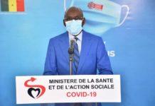 Covid-19: Le Sénégal enregistre 733 nouveaux cas positifs et 02 décès