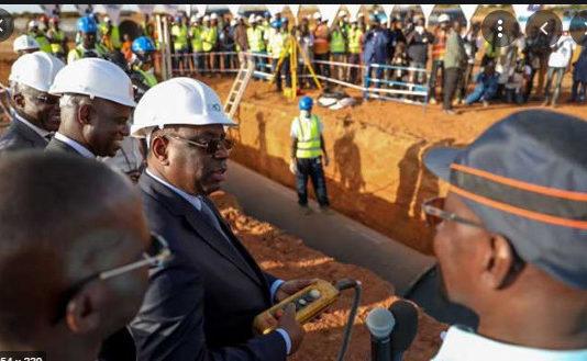 Suite à la série d'inaugurations: Macky Sall félicite certains de ses Ministres