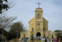Casamance : L'église bénit le retour des populations déplacées de Bindialoum et environs
