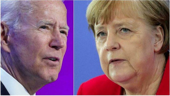 Merkel aux États-Unis: «L'Allemagne doit toujours donner des garanties pour s'assurer de l'amitié américaine»