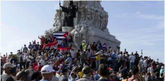 Cuba: des manifestations contre le gouvernement massives et inédites