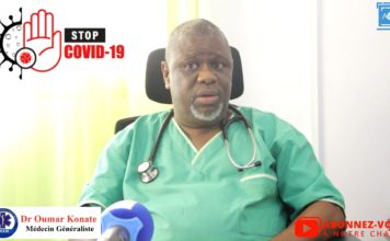 Covid-19 Docteur Oumar Konate : la troisième vague risque de devenir plus grave après la tabaski