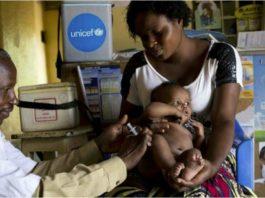 Vaccination des enfants: l'ONU alerte sur un risque de «catastrophe absolue»