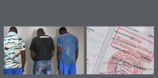 Un réseau de trafic de fausses cartes grises démantelé à Diogo