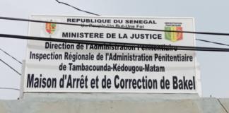 Horreur à la Mac de Bakel: Un détenu meurt après des sévices