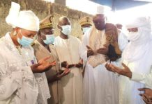 Choc de Kaolack: les enveloppes symboliques des ministres maliens aux familes des victimes