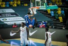 Afrobasket masculin : le Syli national presque éliminé