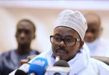 Suivez la Déclaration de Serigne Bass Abdou Khadre sur le Grand Magal