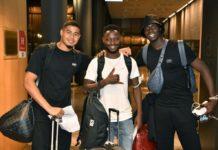 Sénégal vs Togo : Sadio Mané, Mendy, Dieng, Lopy...dans la tanière (Images)