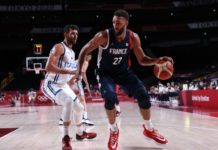 JO 2020 / Basket (H) : la France s'en sort face à l'Italie et s'offre le droit de défier la Slovénie de Doncic