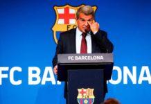 Barça : Les explications hallucinantes de Laporta sur le départ de Messi