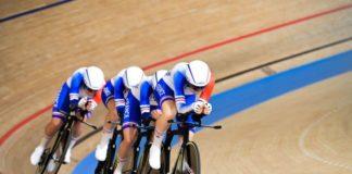 JO 2020 / Cyclisme sur piste : la France en bronze sur la vitesse par équipes messieurs, les Pays-Bas en or