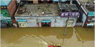 Chine: le gouvernement ouvre une enquête sur les inondations dans le centre du pays